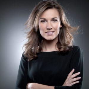 Ilse De vis presentatrice