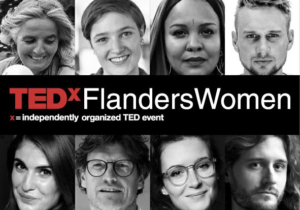 TEDx Flanders Women presentation