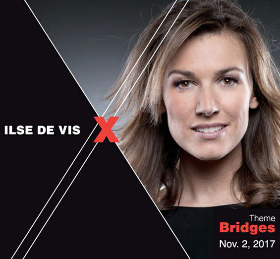 Host TEDx Flanders Women