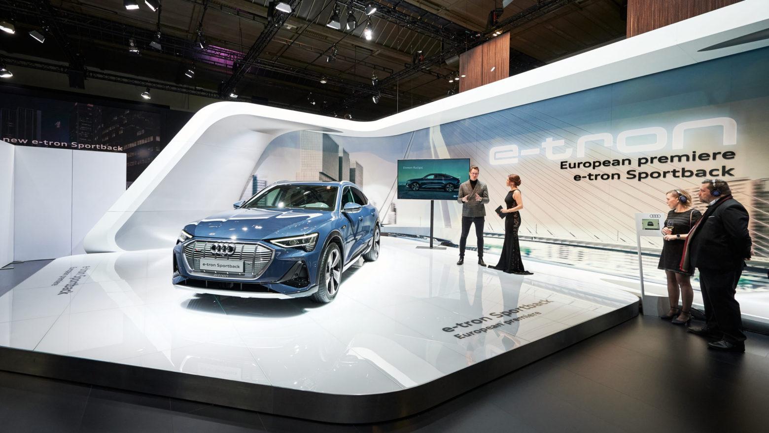 Audi reveal
